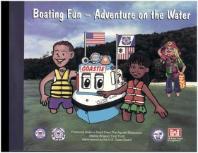 Boating Fun - Adventure on the Water Image