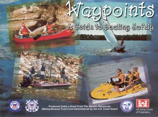 Waypoints - A Guide to Boating Safely